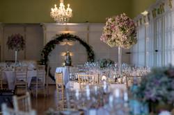 Tall table arrangements