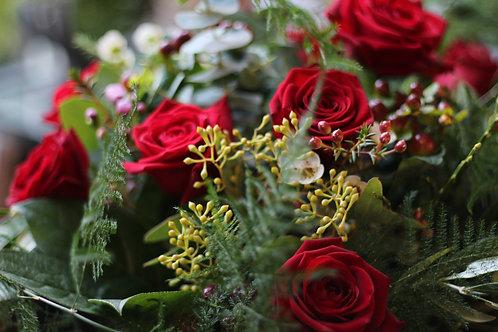 A dozen Reds Bouquet