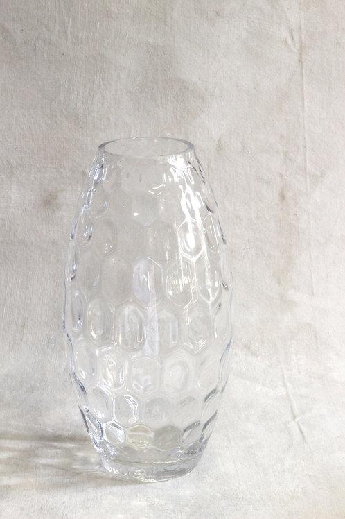 Dimples Vase Curved