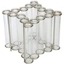 Star Test Tube Table Vase