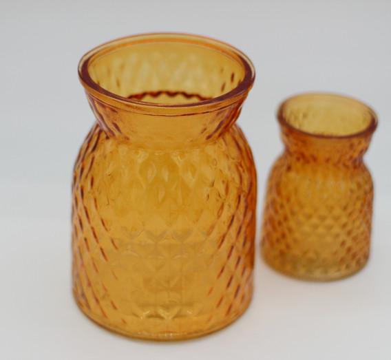 Tangerine jars