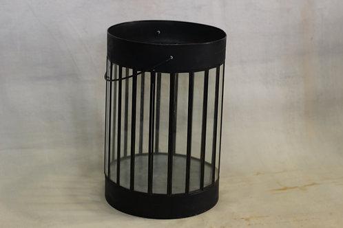 Black Glass Lantern