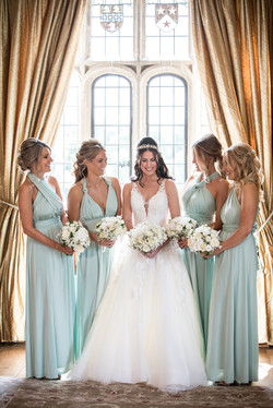 Gorgeous, dainty and laden with texture - showcasing their fabulous bouquets...