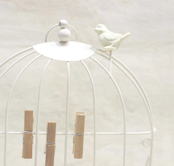 Bird note holder