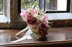 Couture bridal bouquet