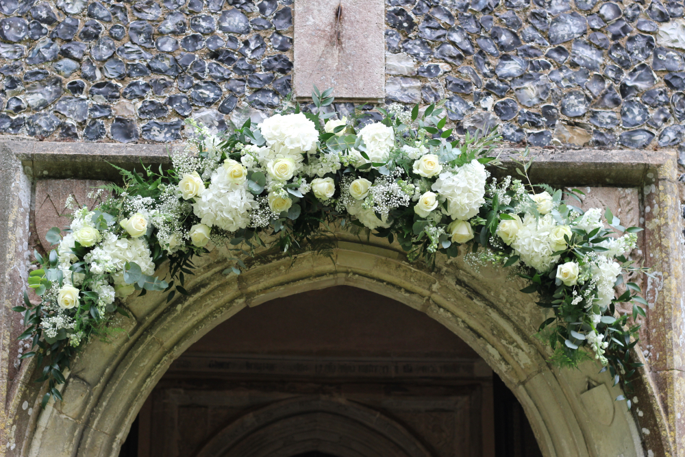 Floral Arch Decoration