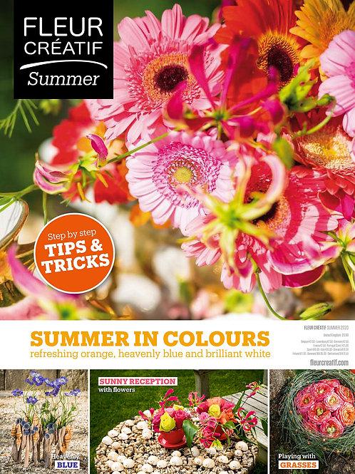 Fleur Creatif Subscription Annual Subscription