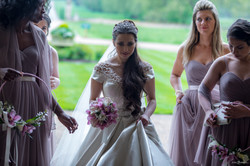 Our beautiful Bride, Florentina