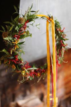 Bridal hoop