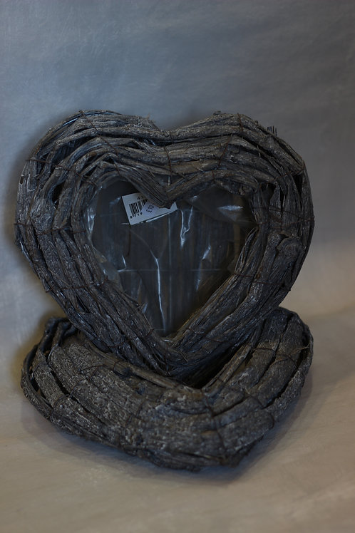 Heart Wood Container