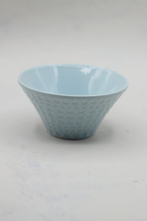 Duck Blue Bowl - Spotty