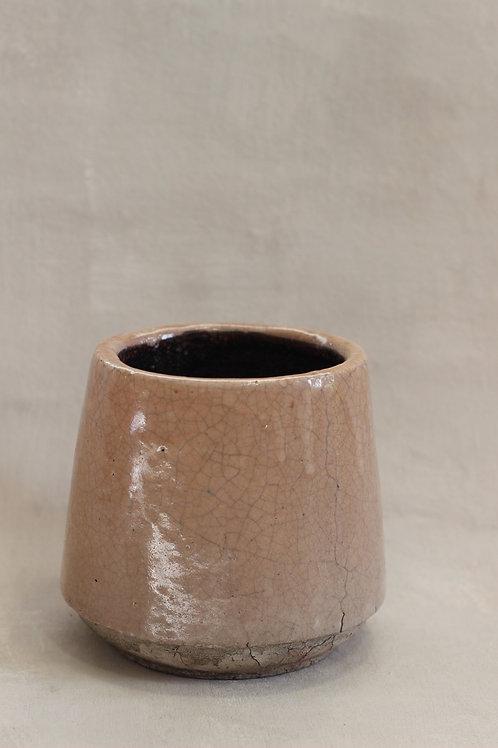 Crackled Pot