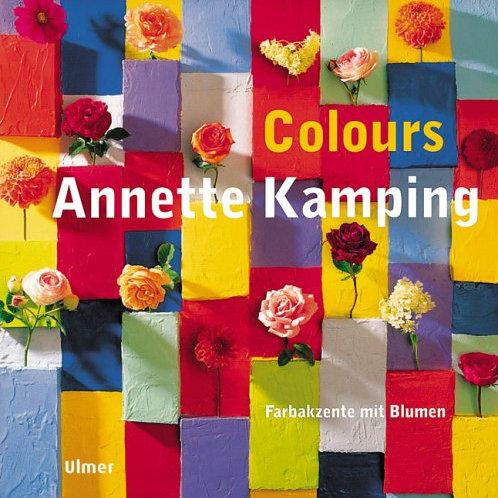 Colours: Farbakzente mit Blumen