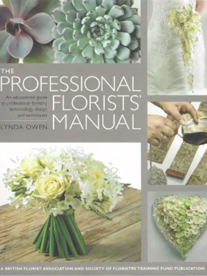 The Professional Florists Manual