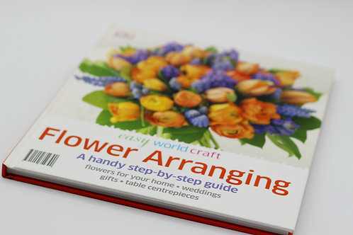 Flower Arranging - A Handy Step By Step Guide
