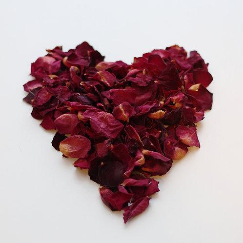 Dried Rose Petals - REDS