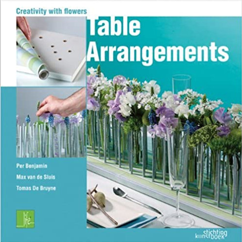 Creativity with flowers:  Table Arrangements