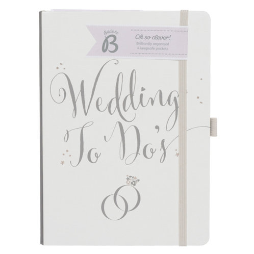 Busy B Wedding To Do's Notebook