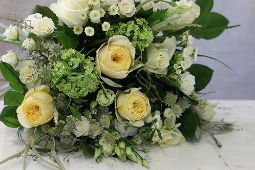 Clotted Cream Bouquet