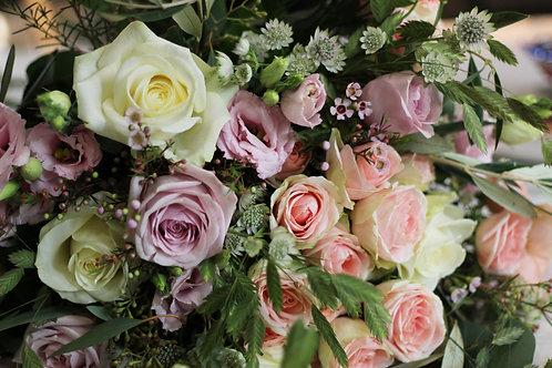 Roses Handtied