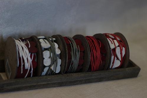 Multi-coloured Heart String Set