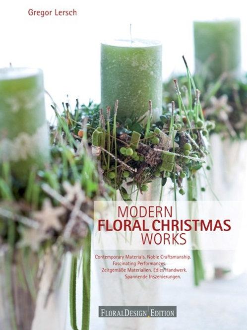 Modern Floral Christmas Works