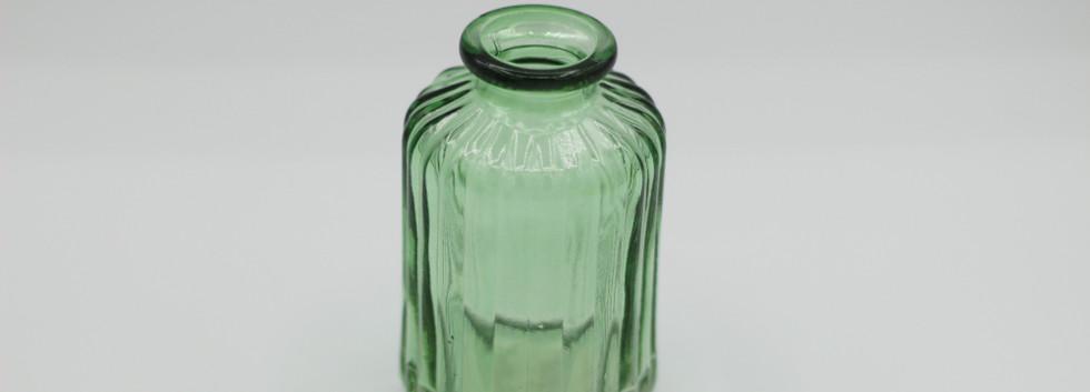 Mid green bottle - mini