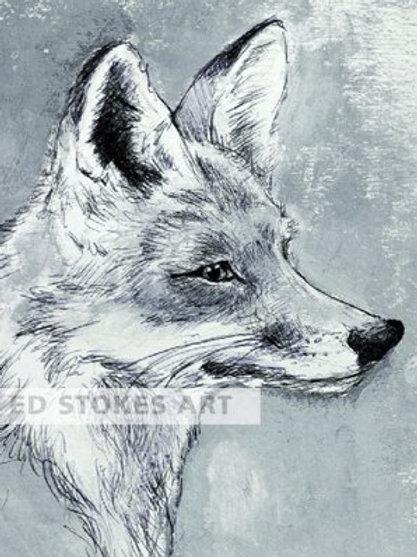 Foxy Loxy Card