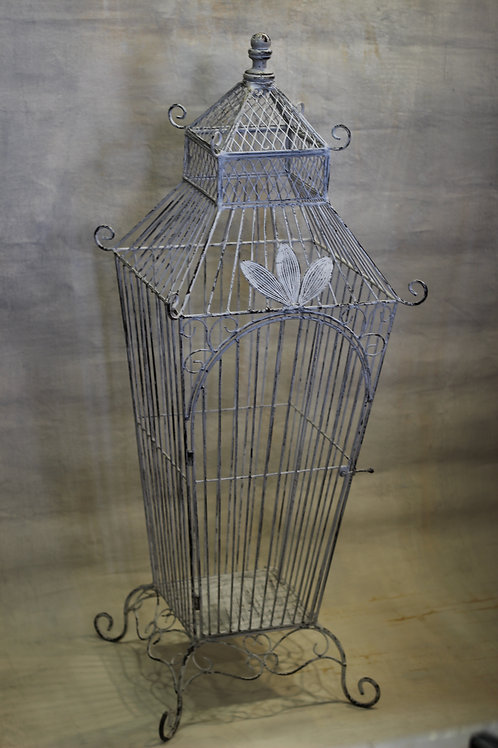 Vintage Gift & Card Cage