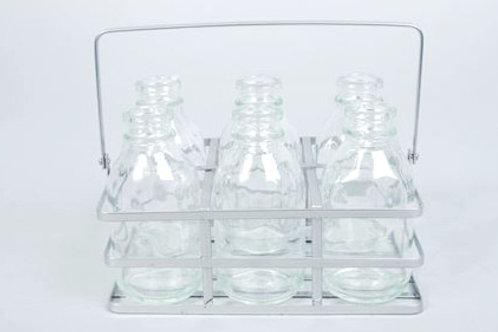 Six Bottle Rack