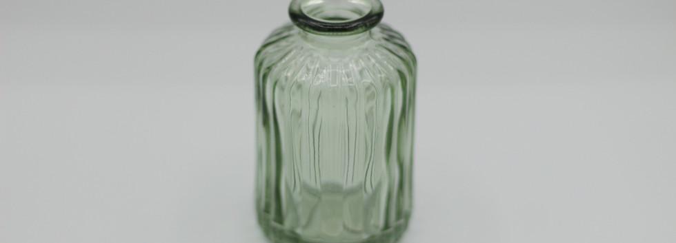 Pale green bottle - mini