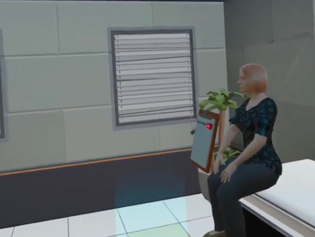 Virtual Clinical Classroom - Ophthalmology Student VR Training