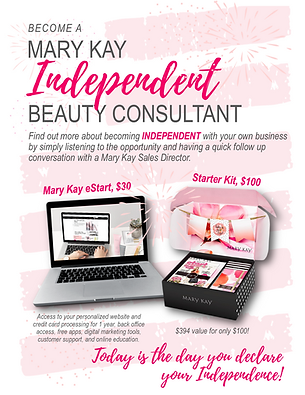 Independent Beauty Consultant-Team Buili