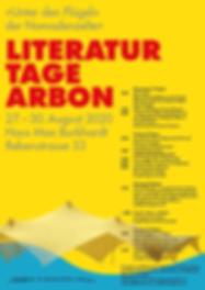 Plakat-Flyer Literaturtage2020.tif