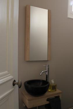 wc, mini lave main