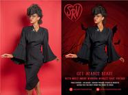 Scarlet Rage Vintage Magazine Ad