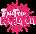 FouFou Kaboom Logo v1 pink.png
