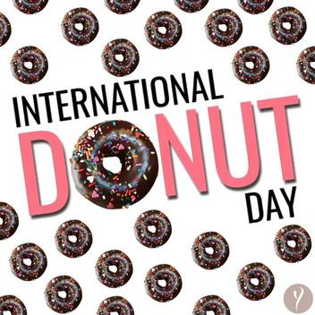 International Donut Day
