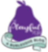 The Playful Pear - A Burlesque Blog Logo