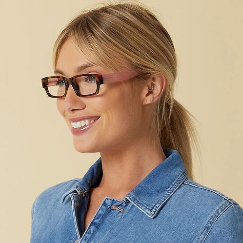 Peepers Glasses-Ivy- Tortoise/Blush