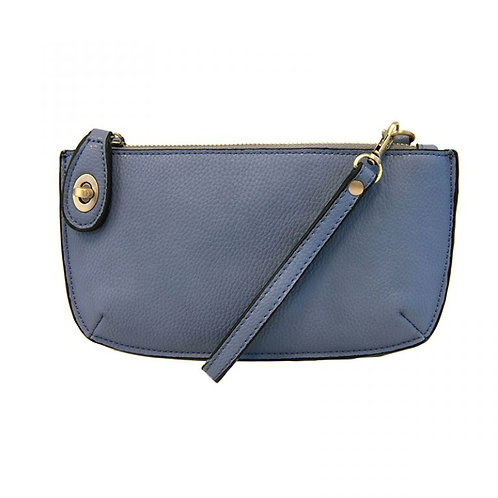 Mini Crossbody Clutch -Periwinkle