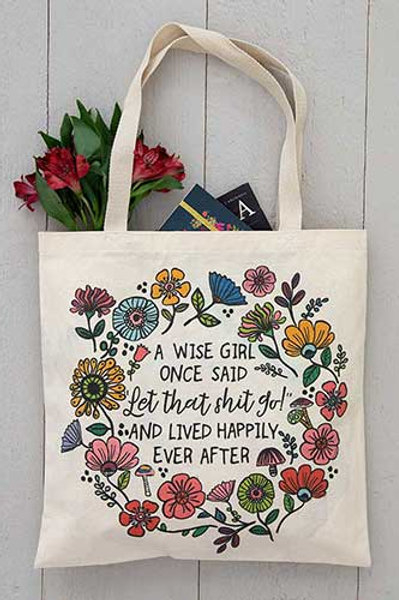 Wise Girl Chirp Tote