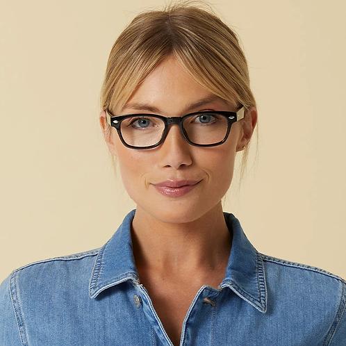 Peepers Glasses-Clark-Black