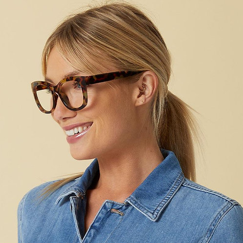 Peepers Glasses-Center Stage-Tortoise