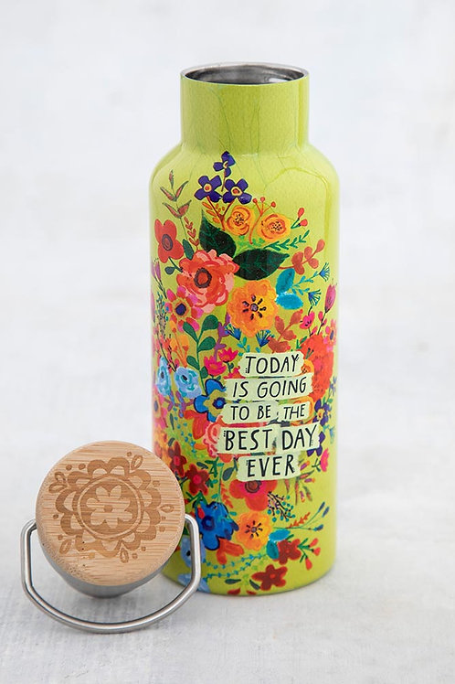 Today Is Best Day Traveler Bottle