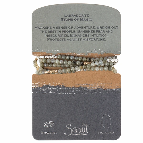 Labradorite - Stone of Magic