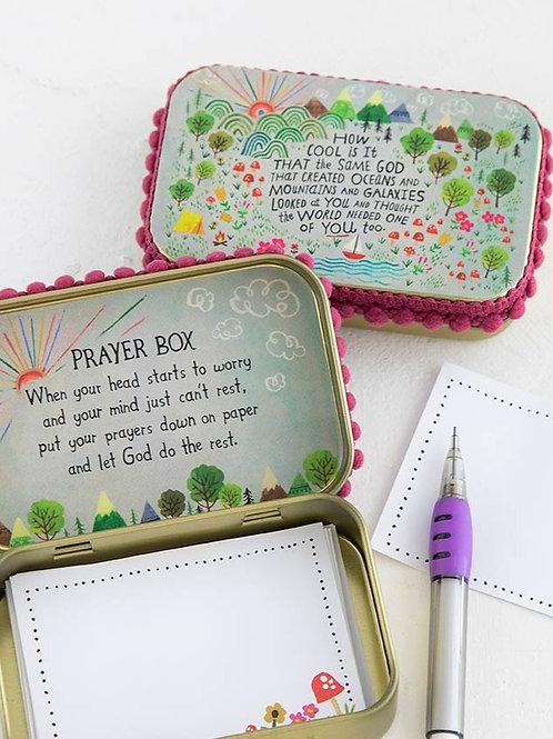 How Cool is God Wreath Prayer Box