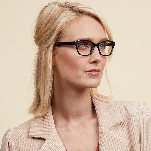 Peepers Glasses-Glitz and Glam-Black