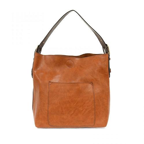 Hobo Handbag -Chicory w/Coffee Handle