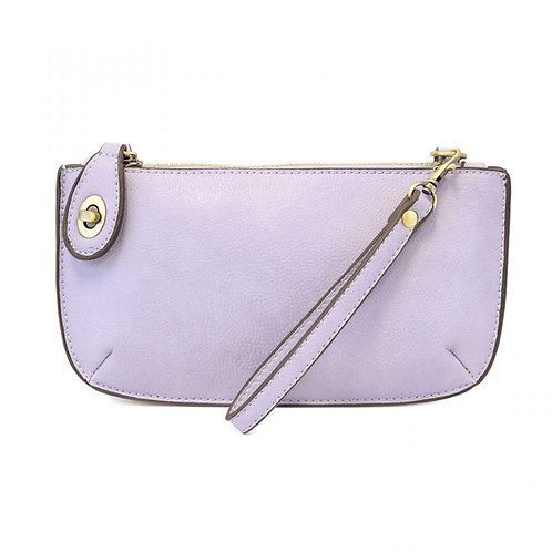 Mini Crossbody Clutch -Lilac